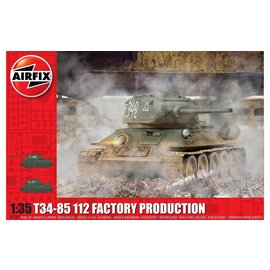 AIRFIX AIR A1361 T34-85 FACTORY PRODUCTION 1/35 MODEL KIT