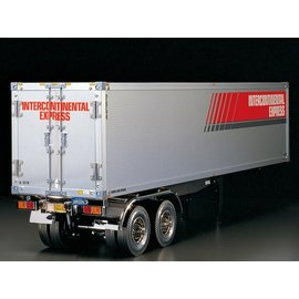 TAMIYA TAM 56302 BOX TRAILER 1/14 KIT