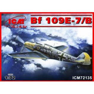 ICM 72135 BF109E7/B 1/72 model kit