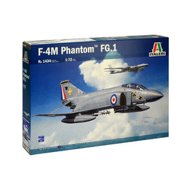 ITALERI ITA 1434 F4M PHANTOM FG1 1/72 MODEL KIT