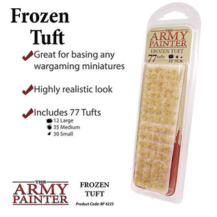 TAP BF4225 FROZEN TUFT 77 pack