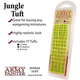TAP BF4228 JUNGLE TUFT PACK 77 TUFTS