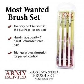 TAP TL5043 BRUSHES 3 PACK MOST WANTED
