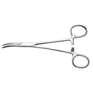 "EXCEL EXE 55531 Curved Nose Hemostat, 7 1/2"""