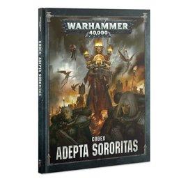 GAMES WORKSHOP WAR 60030108014 ADEPTA SORORITAS CODEX