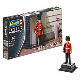 REVELL GERMANY REV 02800 1/16 Queen's Guard MODEL KIT