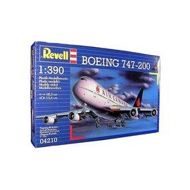 REVELL GERMANY REV 04210 AIRCANADA 747 1/390 MODEL KIT