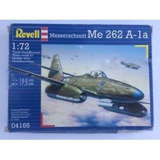 REVELL GERMANY REV 04166 MESSERSCHMITT ME262 PLANE 1/72 MODEL KIT