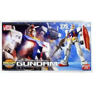 BANDAI BAN 162027 1/48 RX-78-2 Gundam Mega Size