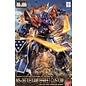 BANDAI BAN 204882 1/100 Efreet Kai Gundam The Blue Destiny RE