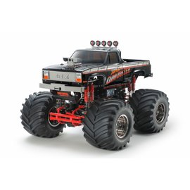 TAMIYA TAM 47432 BLACK EDITION SUPER CLOD BUSTER RC KIT