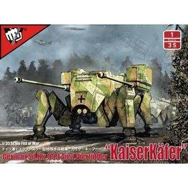 MODELCOLLECT MDC UA35004 GERMAN KAISERKAFER MODEL KIT