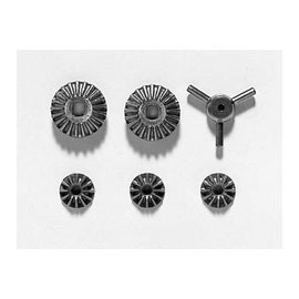 TAMIYA TAM 51008 BEVEL GEAR SET TT01 TGS