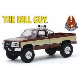 GREENLIGHT COLLECTABLES GLC 44860F FALL GUY STUNTMAN ASSOCIATION 1/64 1982 GMC K2500