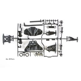 TAMIYA TAM 51528 B PARTS TT02 SUSPENSION ARMS