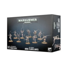 GAMES WORKSHOP WAR 99120108032 ADEPTA SORORITAS ARCO-FLAGELLANTS
