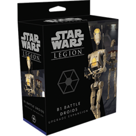 FANTASY FLIGHT FFG SWL54 B1 BATTLE DROID UPGRADE EXPANSION LEGION