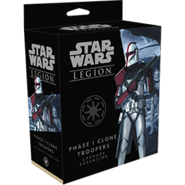 FANTASY FLIGHT FFG SWL55 PHASE 1 CLONE TROOPERS UPGRADE EXPANSION LEGION