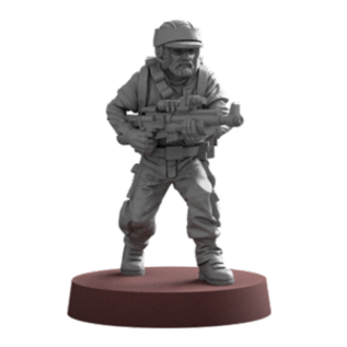 FANTASY FLIGHT FFG SWL05 REBEL TROOP EXPANSION UNITS
