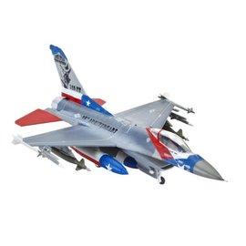 REVELL GERMANY REV 03992 1/144 F-16C USAF MODEL KIT