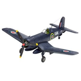 REVELL GERMANY REV 03917 F4U-1B CORSAIR 1/72 MODEL KIT