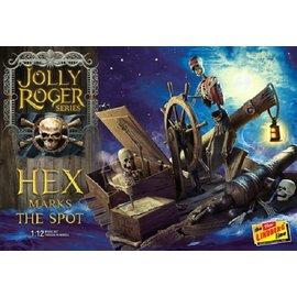 LINDBERG LND HL224/12 Jolly Roger Series: Hex Marks the Spot