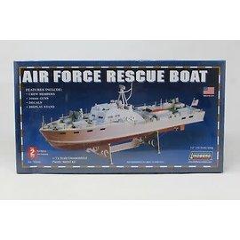 LINDBERG LND 70888 1/72 Air Force Rescue Boat MODEL KIT