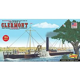 LINDBERG LND HL20006 FULTONS CLERMONT 1/96 MODEL KIT