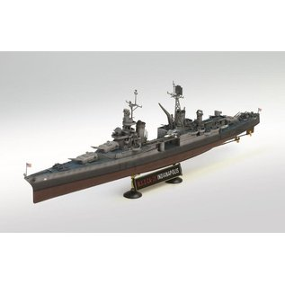 Academy/Model Rectifier Corp. ACA 14107 1/350 USS Indianapolis CA-35 MODEL KIT