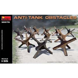 MINIART MNA 35579 ANTI TANK OBSTACLES 1/35