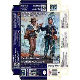 MASTERBOX MNA 35198  FAMILY REUNITED CIVIL WAR FIGURE 1/35 MODEL KIT