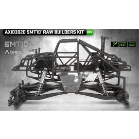 AXIAL RACING AXI 03020 SMT10 RAW BUILDER'S KIT