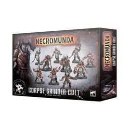 GAMES WORKSHOP WAR 99120599013 CORPSE GRINDER CULT NECROMUNDA