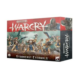 GAMES WORKSHOP WAR 99120218046 WARCRY STORMCAST ETERNALS