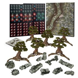 GAMES WORKSHOP WAR 99220299081 WARCRY RAVAGED LANDS SOULDRAIN FOREST