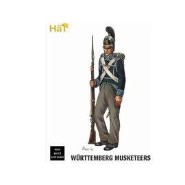HAT 9309 WÜRTTEMBERG MUSKETEERS 1/32 SCALE MODEL KIT