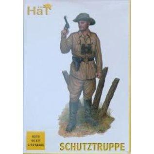HAT 8270 WW1 SCHUTZTRUPPE 1/72 MODEL KIT 44 PACK
