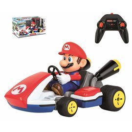 CARRERA CAR 162108X MARIO KART MARIO - RACE KART WITH SOUND