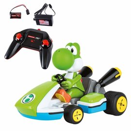 CARRERA CAR 162108 MARIO KART YOSHI - RACE KART WITH SOUND