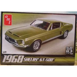 AMT AMT 634 1968 SHELBY GT500 1/25 MODEL KIT