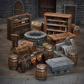 MANTIC MAG MGTC103 DUNGEONS ESSENTIALS