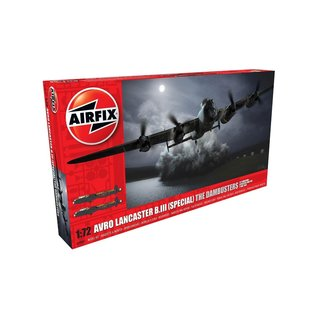 AIRFIX AIR 09007 AVRO LANCASTER B.III SPECIAL THE DAMBUSTERS MODEL KIT