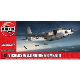 AIRFIX AIR A08020 VICKERS WELLINGTON GR MK.VIII 1/72 MODEL KIT