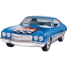 REVELL USA RMX 851932 SNAP KIT 1970 CHEVELLE 1/25 MODEL KIT