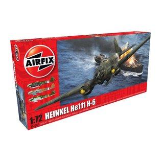AIRFIX AIR 7007 HEINKEL HE111 H6 1/72 MODEL KIT