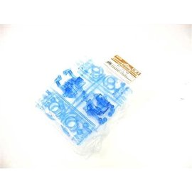 TAMIYA TAM 49390 TA05 BULKHEAD CLEAR BLUE LIMITED EDITION PART