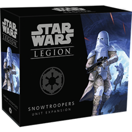 FANTASY FLIGHT FFG SWL11 SNOW TROOPERS UNIT EXPANSION
