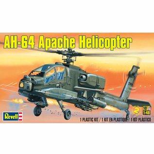 REVELL USA RMX 855443 APACHE HELICOPTER 1/48 MODEL KIT