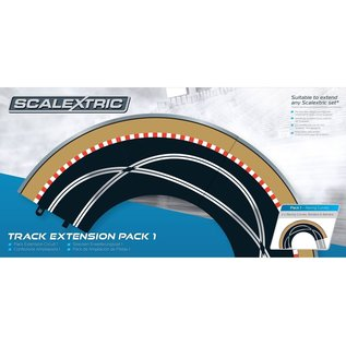 SCALEXTRIC SCA C8510 TRACK PACK 1 EXPANSION