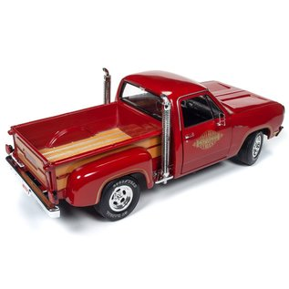 AUTOWORLD AMM 1194 DODGE PICKUP LIL RED EXPRESS TRUCK 1/18 DIECAST